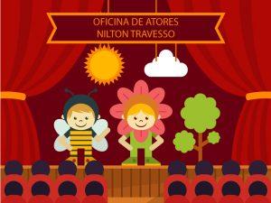 Curso de Teatro Infantil